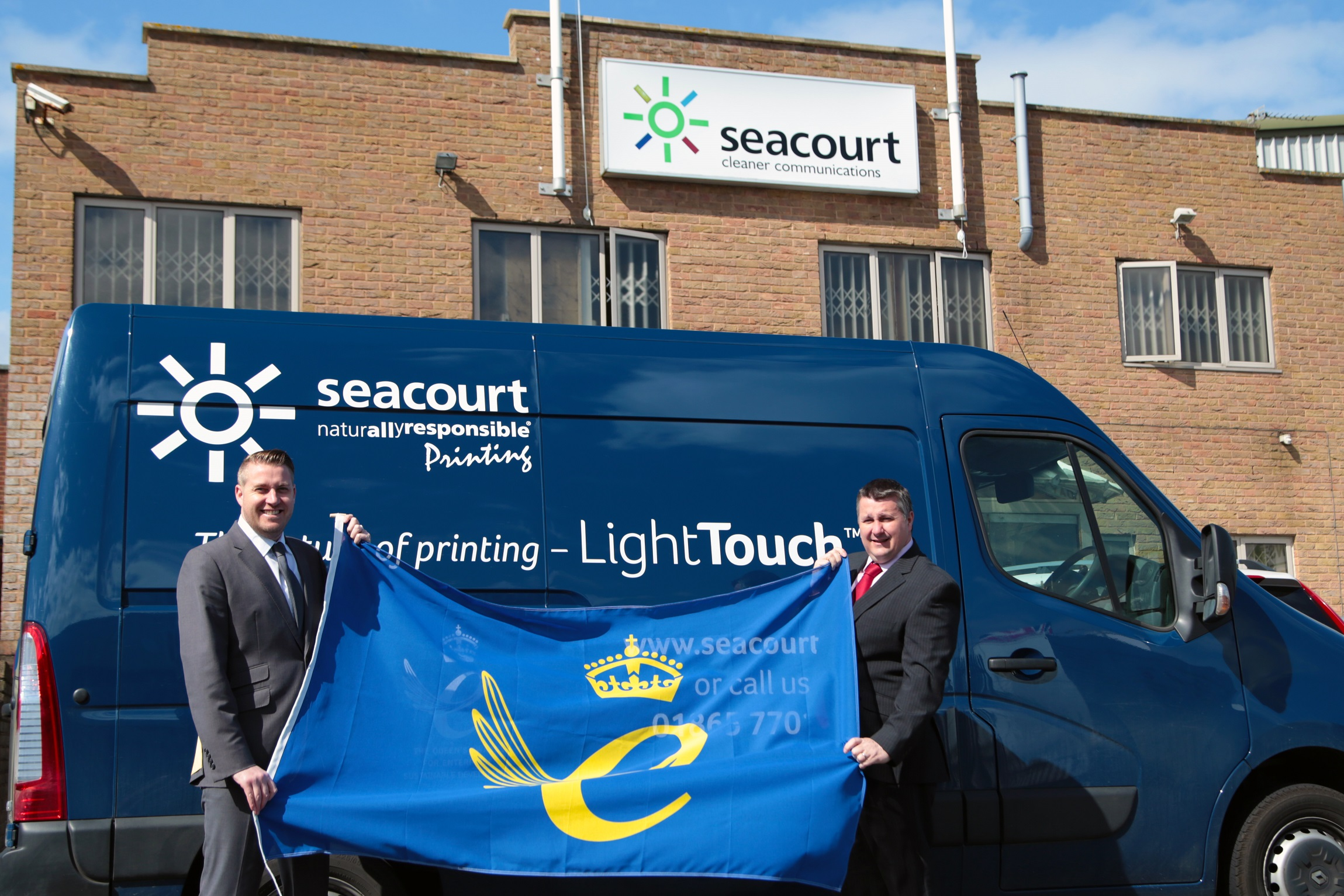 Seacourt MD Gareth Dinnage and Operations Director Nick Dinnage.resized-2e4e434f