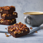 M&S CAFÉ SOUNDS THE KLAXON… VEGAN BROWNIE ALERT!